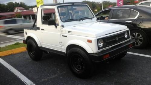 Suzuki Samurai For Sale Tampa Florida