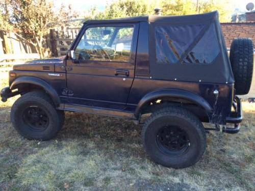 1986 Suzuki Samurai Softop For Sale in John Day, Oregon