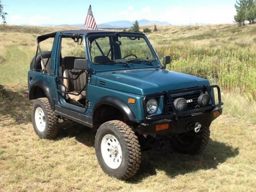 1988 Suzuki Samurai Softop For Sale in Elgin, Arizona