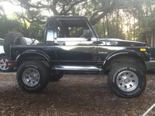 1987 Suzuki Samurai Softop For Sale in DeLand, Florida