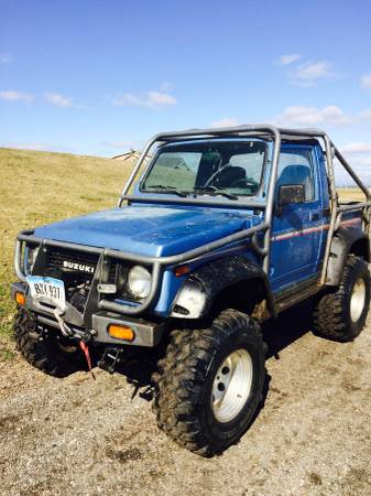 1989 suzuki samurai softop for sale in fort dodge iowa. Cars Review. Best American Auto & Cars Review