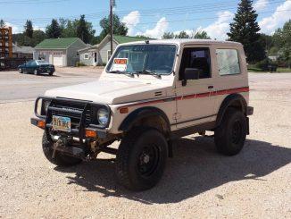 1987 Suzuki Samurai Softop For Sale in Moreno Valley