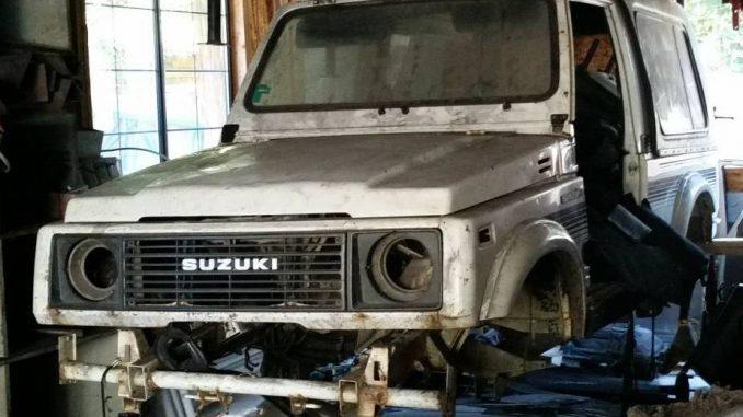 Suzuki Samurai For Sale In Bc >> 1987 Suzuki Samurai LWB Hardtop Project For Sale in Vancouver, BC