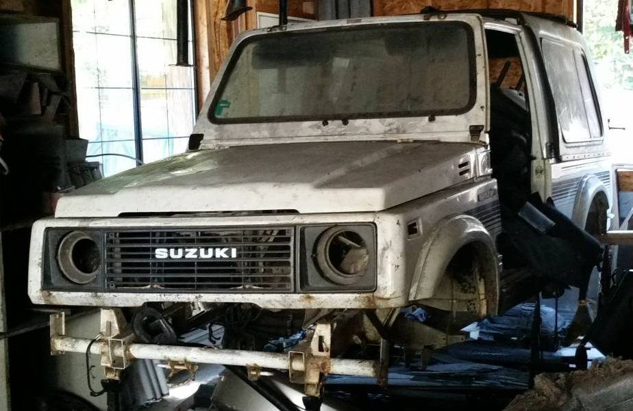 Suzuki Samurai Parts Fallbrook